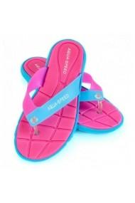 Papuci Aqua-speed  Bali różowo-niebieskie 03 479
