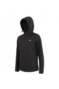 Jacheta pentru femei 4f  W H4Z17-SFD001 czarna - els