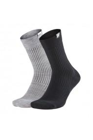 Sosete pentru barbati Nike  Sneaker Crew 2 Pack M SX7170-902