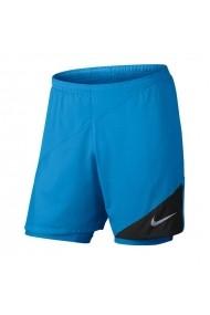 Bermude pentru barbati Nike  7 Flex 2in1 Distance Run M 834222-436