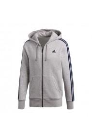 Hanorac pentru barbati Adidas  Essentials 3-Stripes FZ M S98790