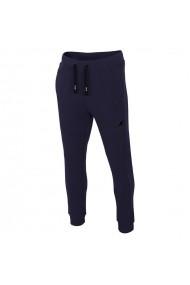 Pantaloni pentru barbati 4f  M H4L19-SPMD002 granatowy 30S
