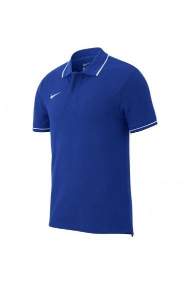 Tricou Polo pentru barbati Nike Polo Team Club 19 SS M AJ1502-463