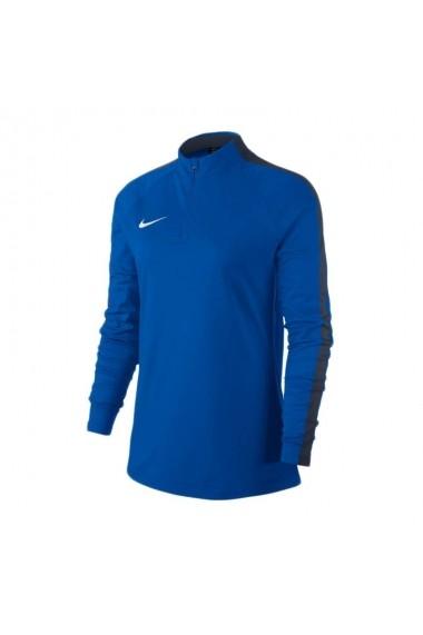 Bluza pentru femei Nike  Dry Academy 18 Dril Top W 893710-463 niebieska