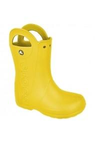 Cizme pentru copii Crocs  Handle It Kids 12803 żółte