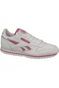 Pantofi sport pentru copii Reebok  CL Lthr Ripple III  JR V59227