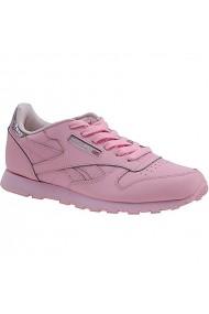 Pantofi sport pentru copii Reebok  Classic Leather Metallic JR BD5898