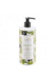 Gel de dus Vellie Olive cu ulei de masline si complex Vitaoils Plus, 400ml