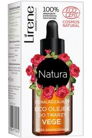 Ulei facial ECO Lirene Natura anti-aging, 30ml