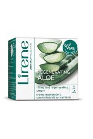Crema regeneratoare LIRENE, cu efect de lifting si extract de aloe vera, pentru zi si noapte, 50ml