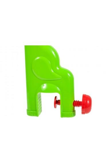 Carusel si Proiector 2in1 Malplay stelute, muzica si 4 figurine de plastic