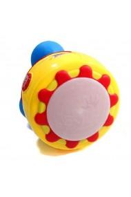 Jucarie interactiva MalPlay Tamburina cu sunete si lumini pentru copii