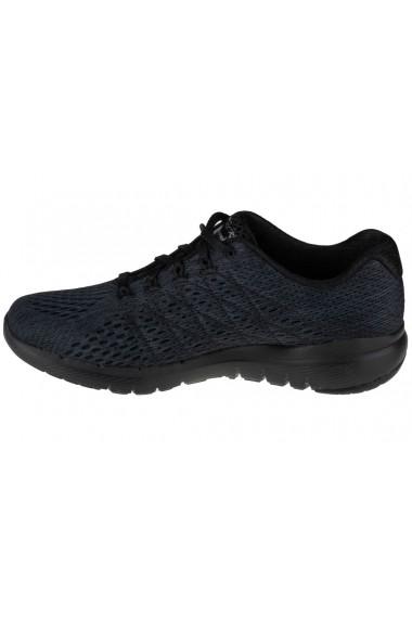 Pantofi sport casual pentru femei Skechers Flex Appeal 3.0 13064-BBK