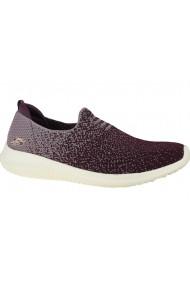 Pantofi sport casual pentru femei Skechers Ultra Flex 13123-PLUM