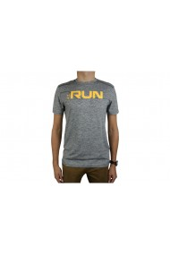 Tricou pentru barbati Under Armour Run Front Graphic SS Tee 1316844-952