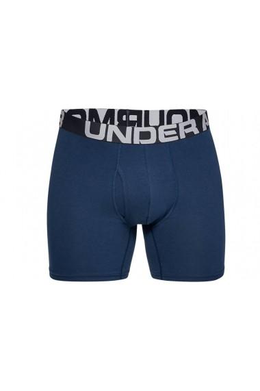 Boxeri pentru barbati Under Armour Charged Cotton 6 Boxerjock 3-Pack 1327426-400
