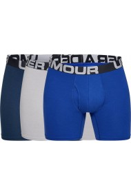 Boxeri pentru barbati Under Armour Charged Cotton 6 Boxerjock 3-Pack 1327426-400
