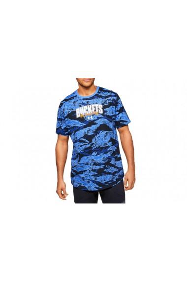 Tricou pentru barbati Under Armour Baseline Verbiage Tee 1351295-486