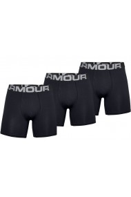 Boxeri pentru barbati Under Armour Charged Cotton 6IN 3 Pack 1363617-001