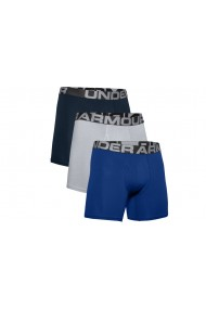 Boxeri pentru barbati Under Armour Charged Cotton 6IN 3 Pack 1363617-400