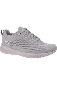 Pantofi sport casual pentru femei Skechers Bobs Squad 32504-MVE