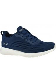 Pantofi sport casual pentru femei Skechers Bobs Squad 32504-NVY