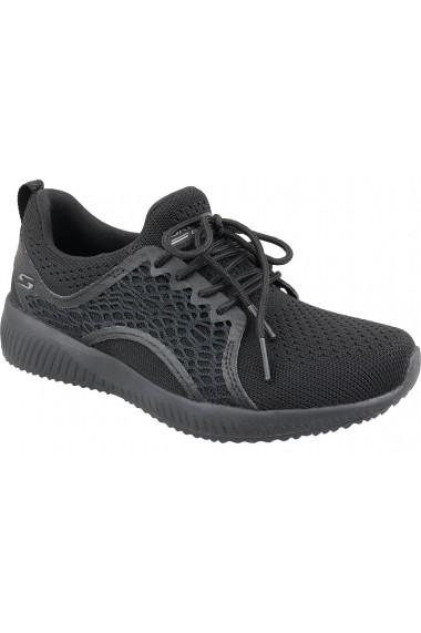 Pantofi sport pentru femei Skechers Bobs Squad 32507-BBK