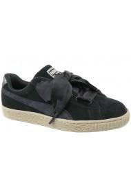 Pantofi sport casual pentru femei Puma Basket Heart Metallic Safari 364083-03