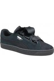 Pantofi sport casual pentru femei Puma Wns Suede Heart Pebble 365210-04