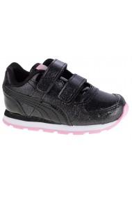 Pantofi sport pentru barbati Puma Vista Glitz V Infants 369721-10