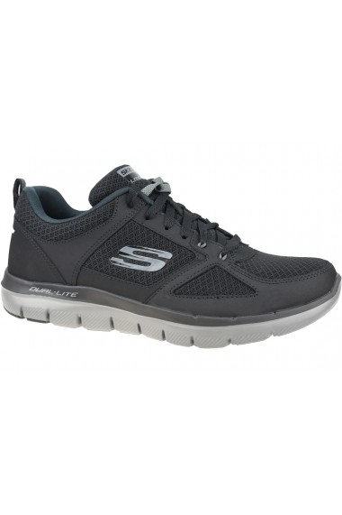 Pantofi pentru barbati Skechers Flex Advantage 2.0 52189-BKCC