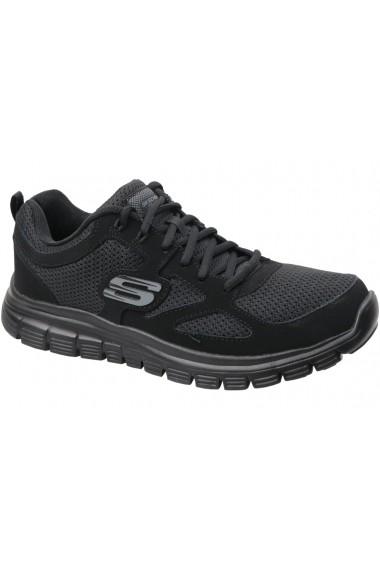 Pantofi sport pentru barbati Skechers Burns 52635-BBK