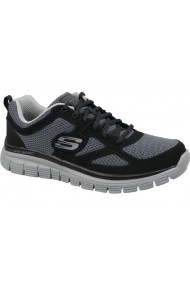 Pantofi sport pentru barbati Skechers Burns Agoura 52635-BKGY