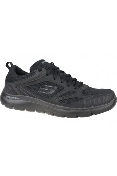 Pantofi pentru barbati Skechers Summits-South Rim 52812-BBK