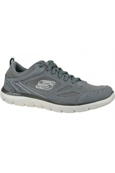 Pantofi pentru barbati Skechers Summits-South Rim 52812-CHAR