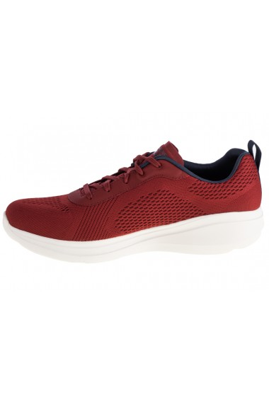 Pantofi sport pentru barbati Skechers Go Run Fast-Quake 55106-BURG