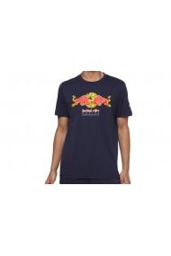 Tricou pentru barbati Puma Red Bull Racing Double Bull Tee 596209-01