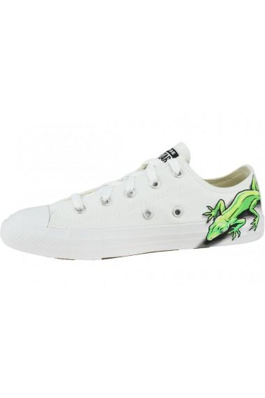 Pantofi sport pentru barbati Converse Lizards Chuck Taylor All Star Low Kids 667532C