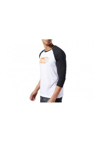 Tricou pentru barbati Reebok CrossFit Sticker Rip Raglan Tee EC1488
