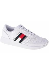 Pantofi sport pentru barbati Tommy Hilfiger Flexi Perf Leather Runner EM0EM00580-YBR
