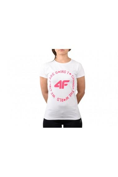 Tricou pentru barbati 4F Girl`s T-shirt HJL20-JTSD013A-10S