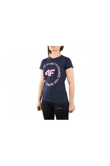 Tricou pentru barbati 4F Girl`s T-shirt HJL20-JTSD013B-31S