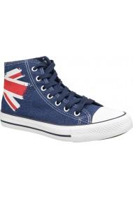Pantofi sport casual pentru femei Lee Cooper High Cut 1 LCWL-19-530-041