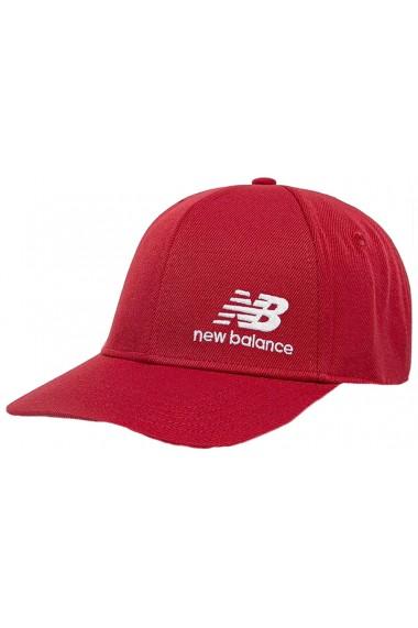 pentru barbati New Balance STK Snapback Cap MH934317RDP