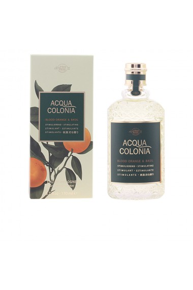 Acqua Cologne Blood Orange & Basil apa de colonie APT-ENG-37757