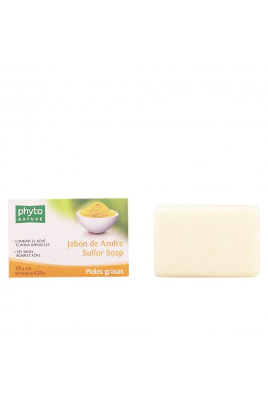 Phyt Nature sapun solid cu sulf 120 g APT-ENG-78775