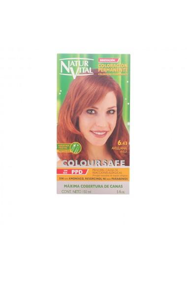 Coloursafe vopsea de par permanenta #6.43-saten al APT-ENG-79576