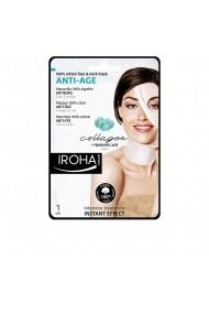 Masca anti-rid cu colagen pentru fata si decolteu APT-ENG-89526