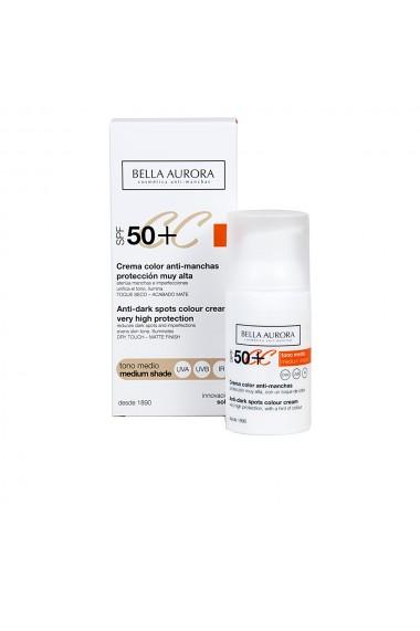 Crema CC anti-pete pigmentare nuanta medie FPS 50+ APT-ENG-90281