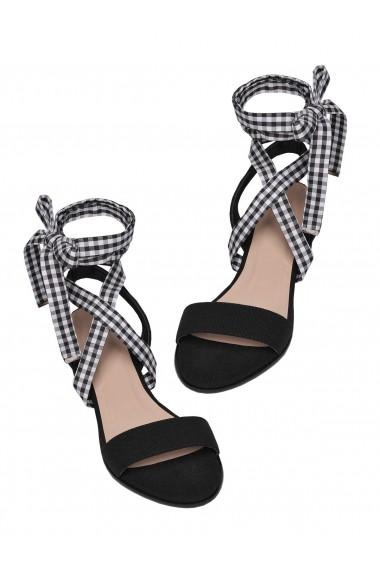 Sandale cu toc Top Secret APT-SBU0650CA